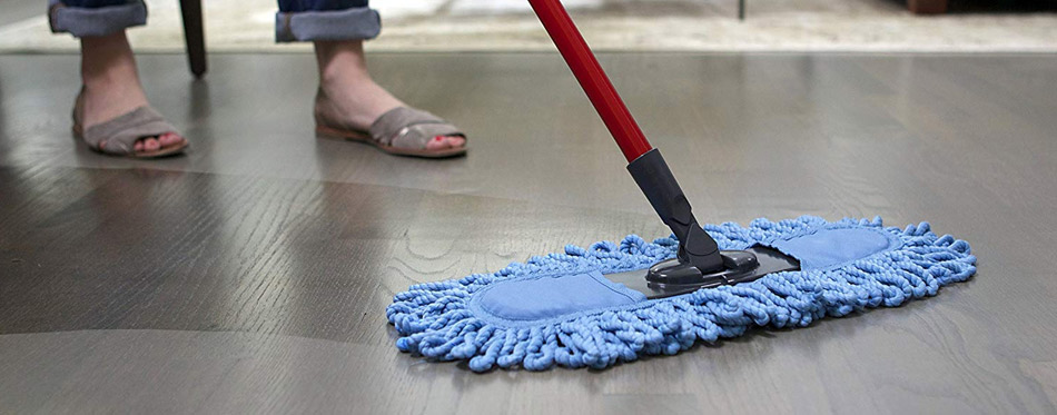 How can you find out the best mop for tile floors?